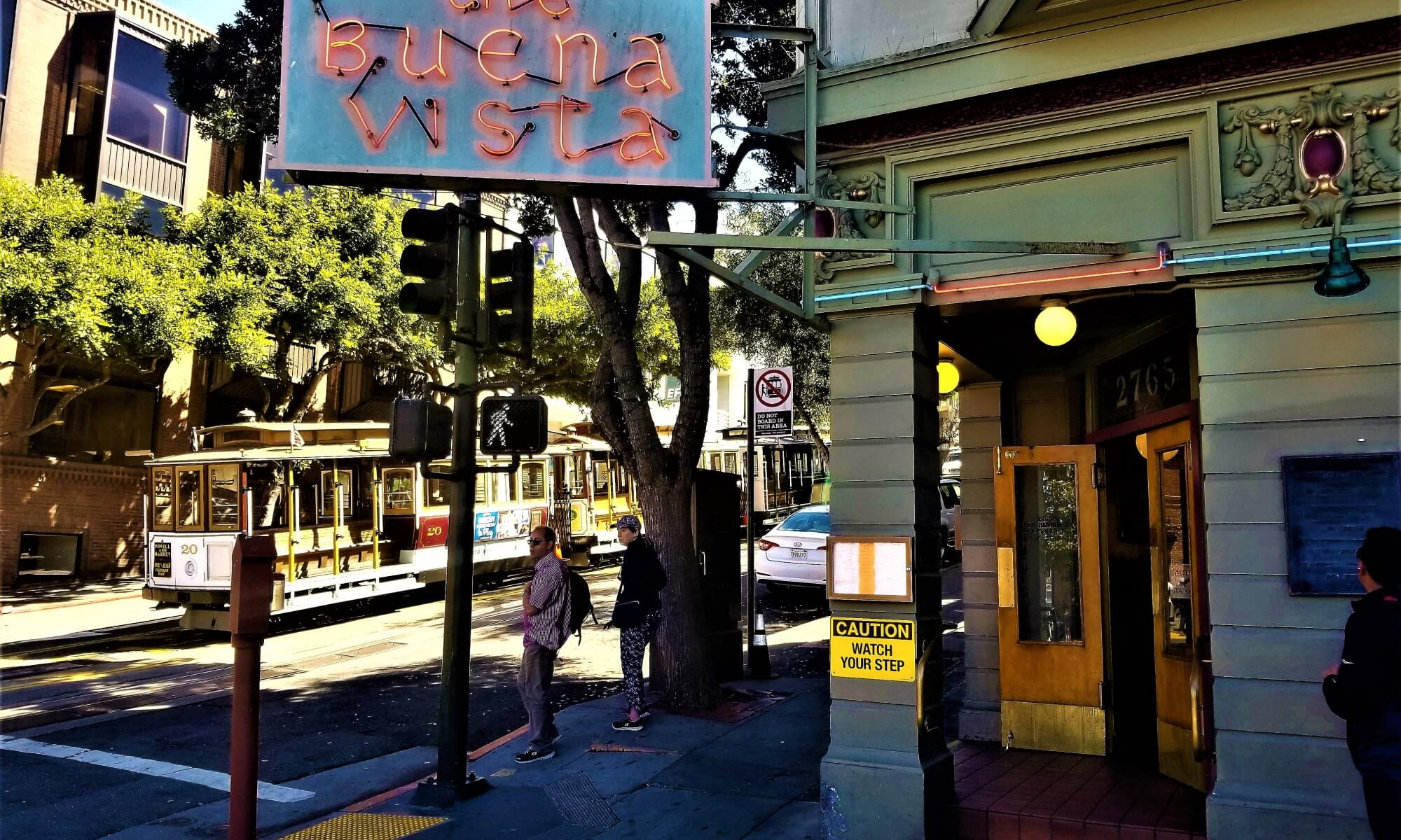 Buena vista cafe san francisco (courtesy of accidentaltravelwriter.com)