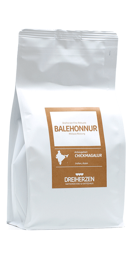 Balehonnur Coffee Package Cover