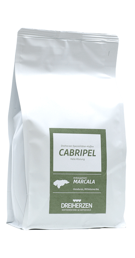 Cabripel Coffee Package Cover