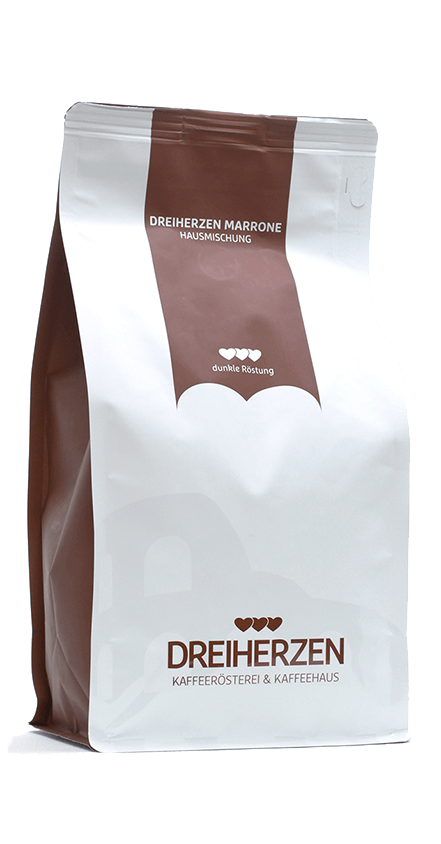 Marrone Coffee Package Cover