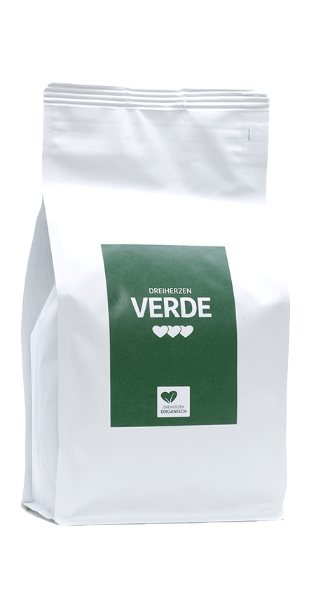 Verde Coffee Package Cover