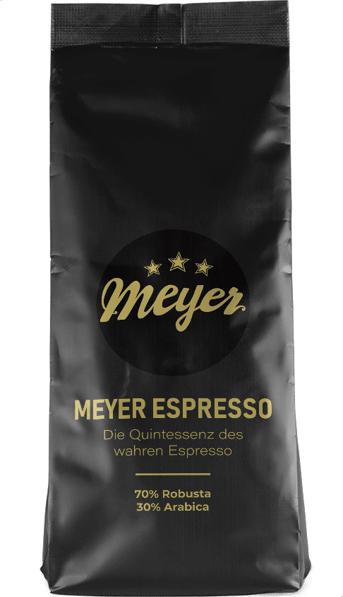 Kaffeepur Meyer espresso coffee package cover